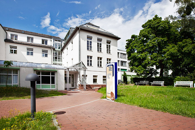 Прибытие в Германию на лечение